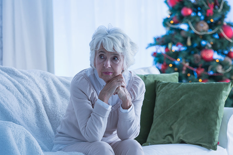 Holiday Caregiver Stress Tips