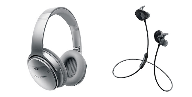 Bose QC35 Noise Cancelling Headphones International Giveaway