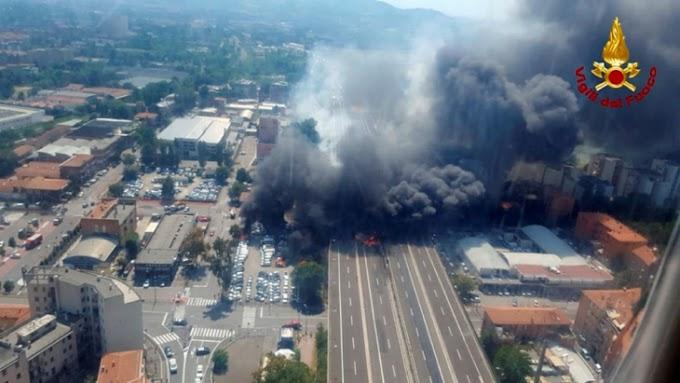 Българчетата, ранени в огнения ад в Болоня, са седем! Всички са от Силистра