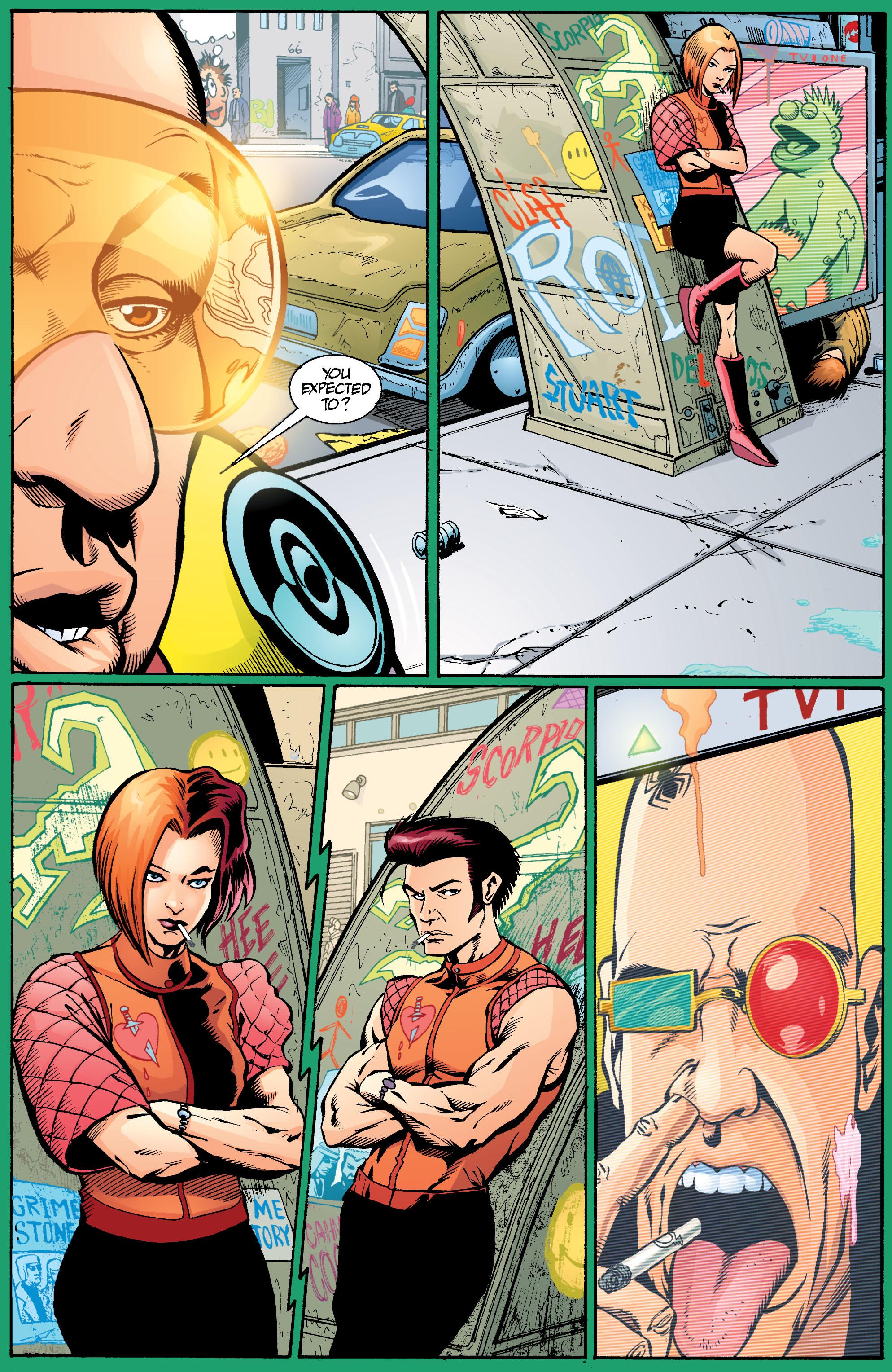 Read online Transmetropolitan comic -  Issue #22 - 6
