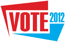 VOTE LOUD needs a new logo  Logo design contest