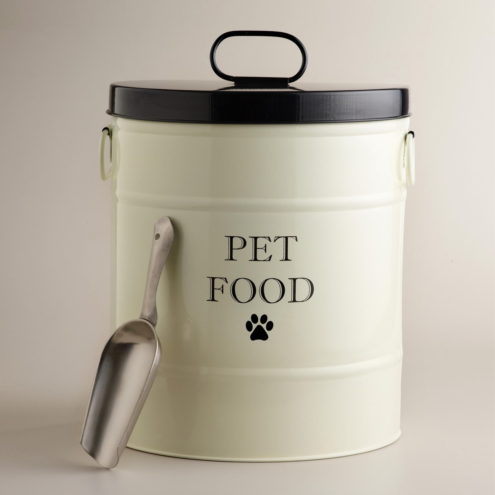 Metal Dog Food Bowl Stand