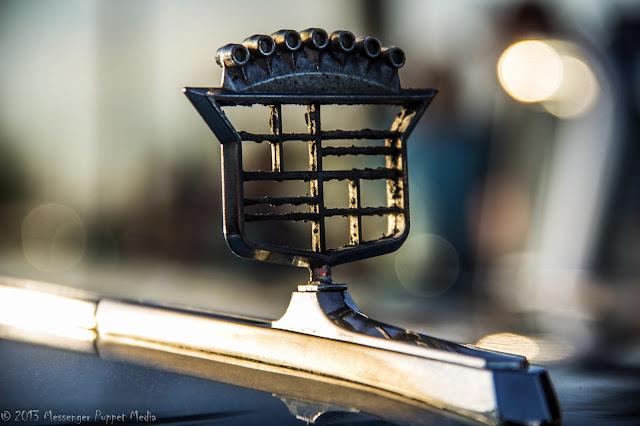 Cadillac Coupe de Ville hood