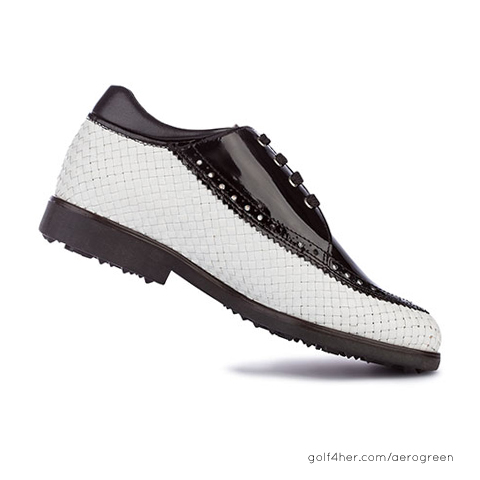 reliable quality where can i buy presenting The Fashion-Caddy™ Blog: Ladies Golf Shoes: Aerogreen Woven ...