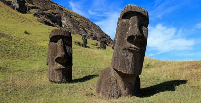 Μια θεωρία της εξαφάνισης του πολιτισμού στο νησί του Πάσχα
