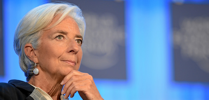 (Video) An Idea for a Permanent Greek Home for the Olympics Supported by IMF's Christine Lagarde