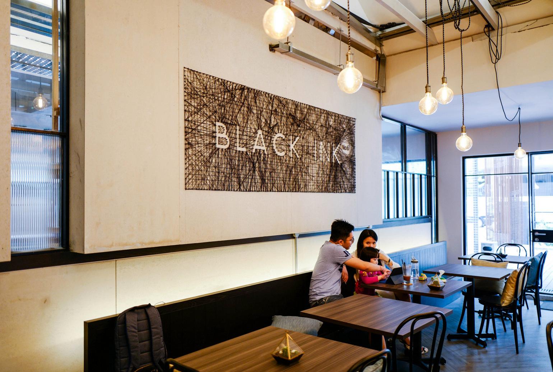 black ink no. 6 @ yap kwan seng road