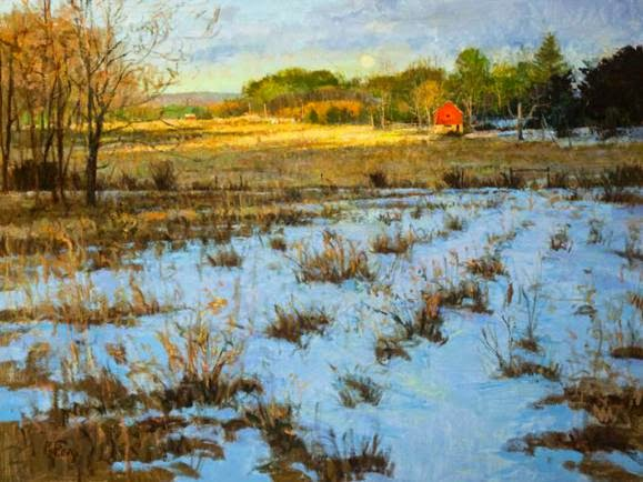 American Landscape Paintings By Peter Fiore