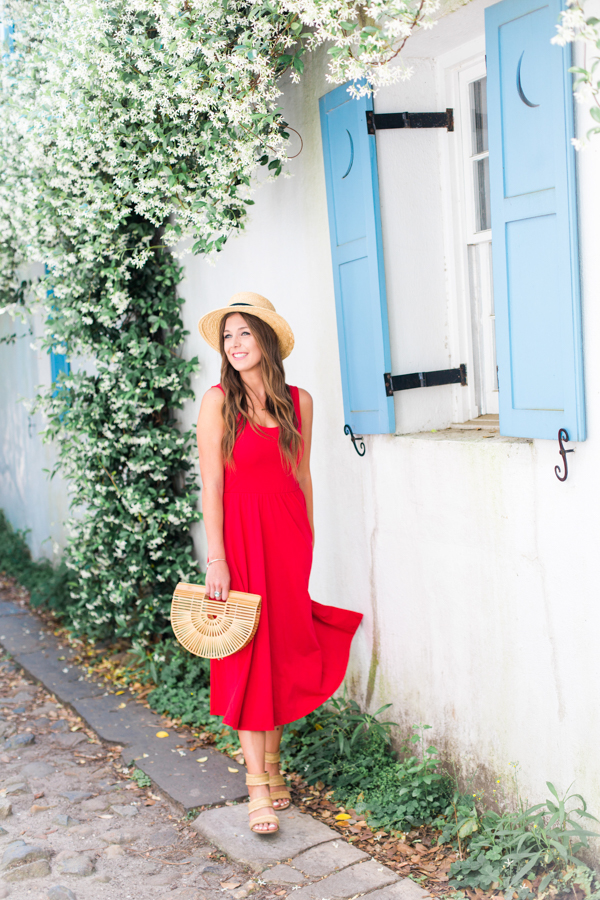 Red Midi Dress - 3 Reasons To Wear Midi Dresses This Summer