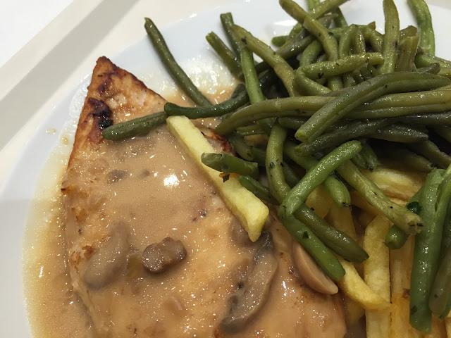 Kugelfisch-Blog: Mittagessen