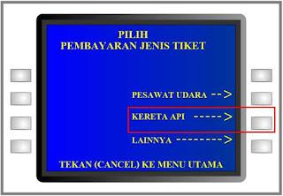 Cara Bayar Tiket Kereta