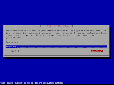 Cara Instal linux Debian 2010