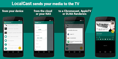 Download LocalCast Apk for Android and iOS OS 2017 Version
