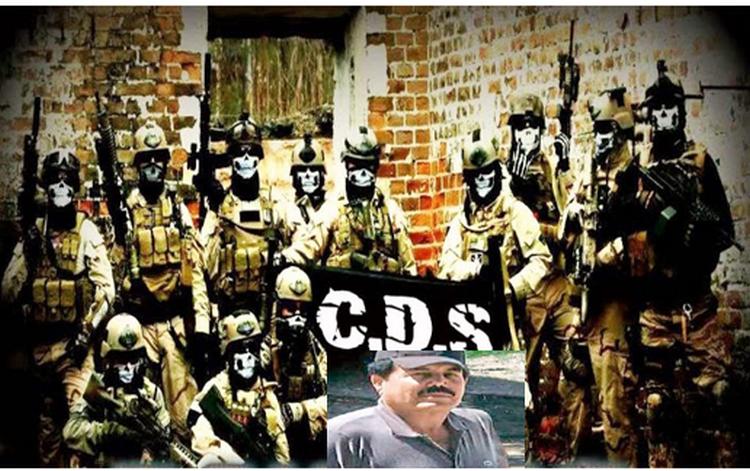 """""""El sr. Chapo Guzmán podra estar encerrado pero afuera quedo su tutor el sr. Mayo Zambada a la orden del jefe"""""""