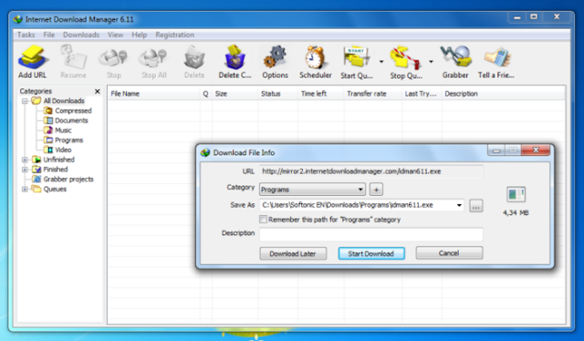 تحميل Internet Download Manager