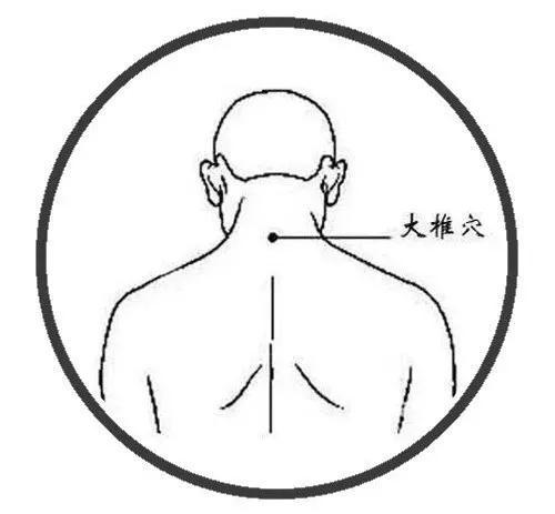 """身上有3個""""止咳開關""""!常按按,咳嗽好了,還能消痰養肺(止咳、祛痰、護肺)"""