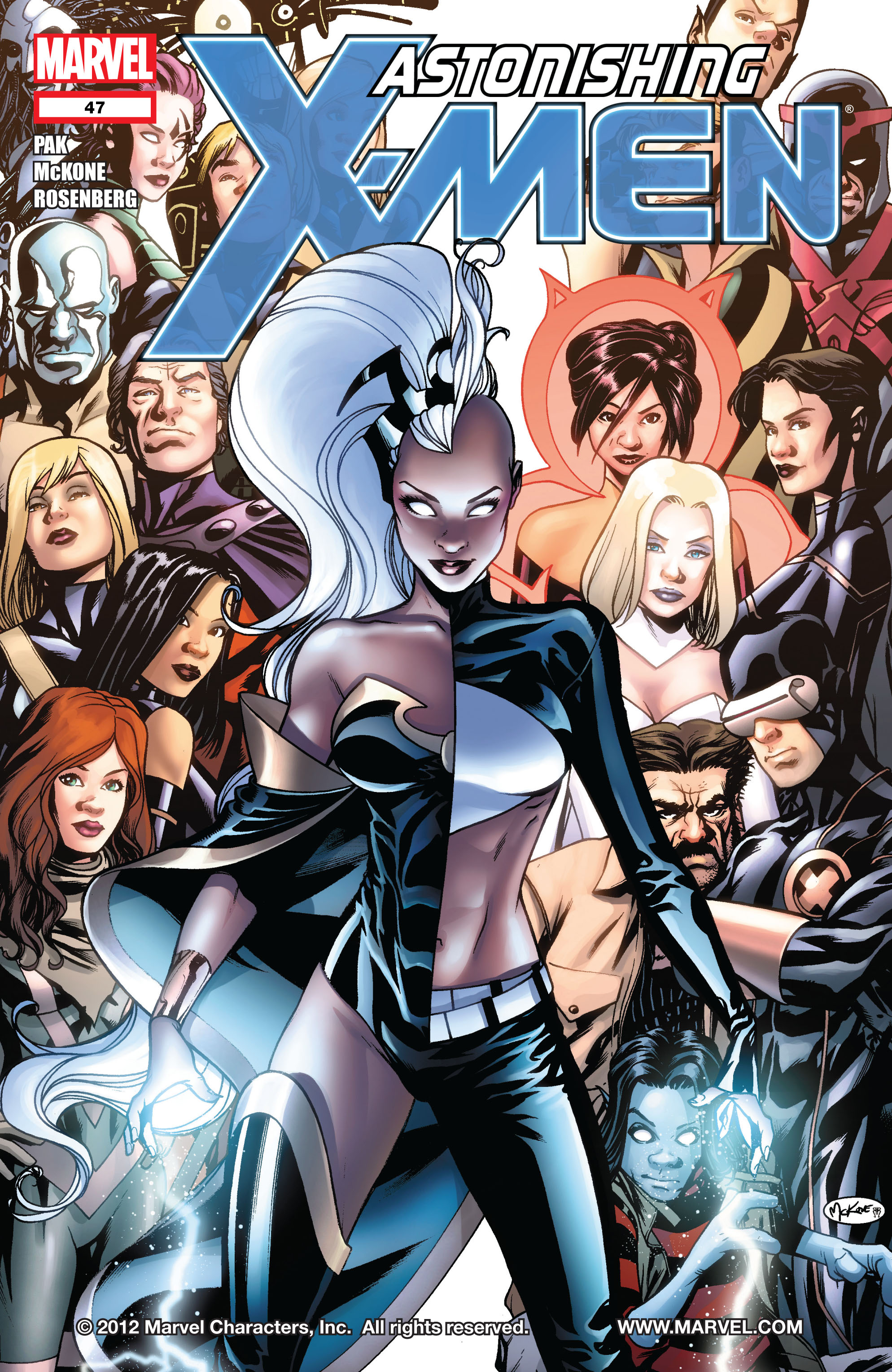 Astonishing X-Men (2004) 47 Page 1