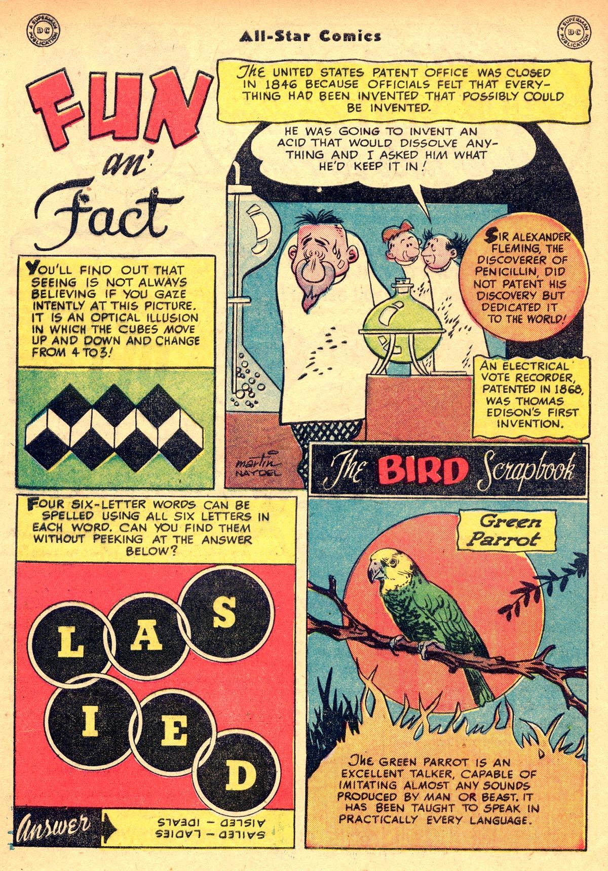 Read online All-Star Comics comic -  Issue #48 - 40