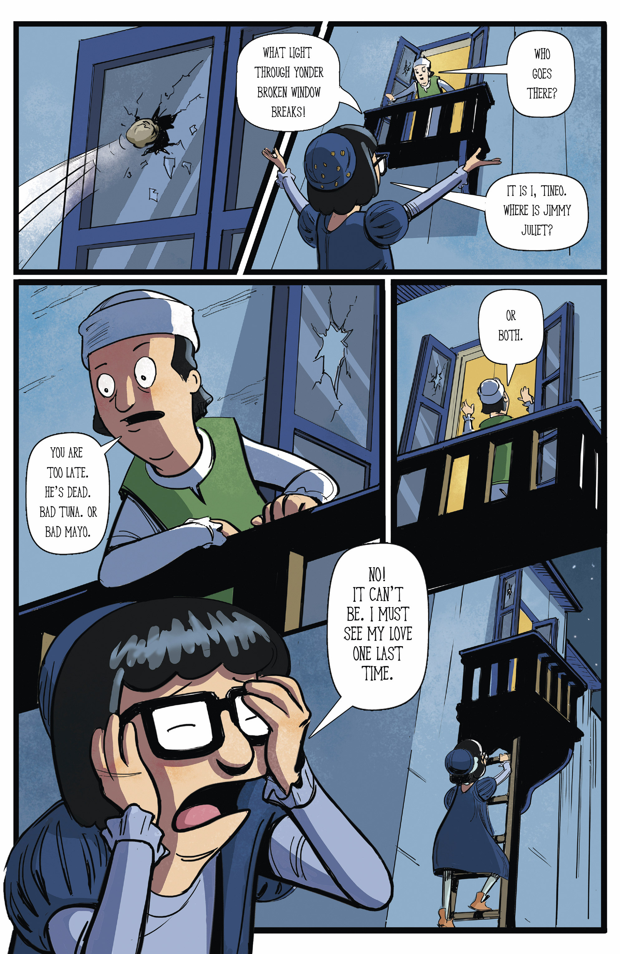 Bob's Burgers (2015) Issue #8 #8 - English 6