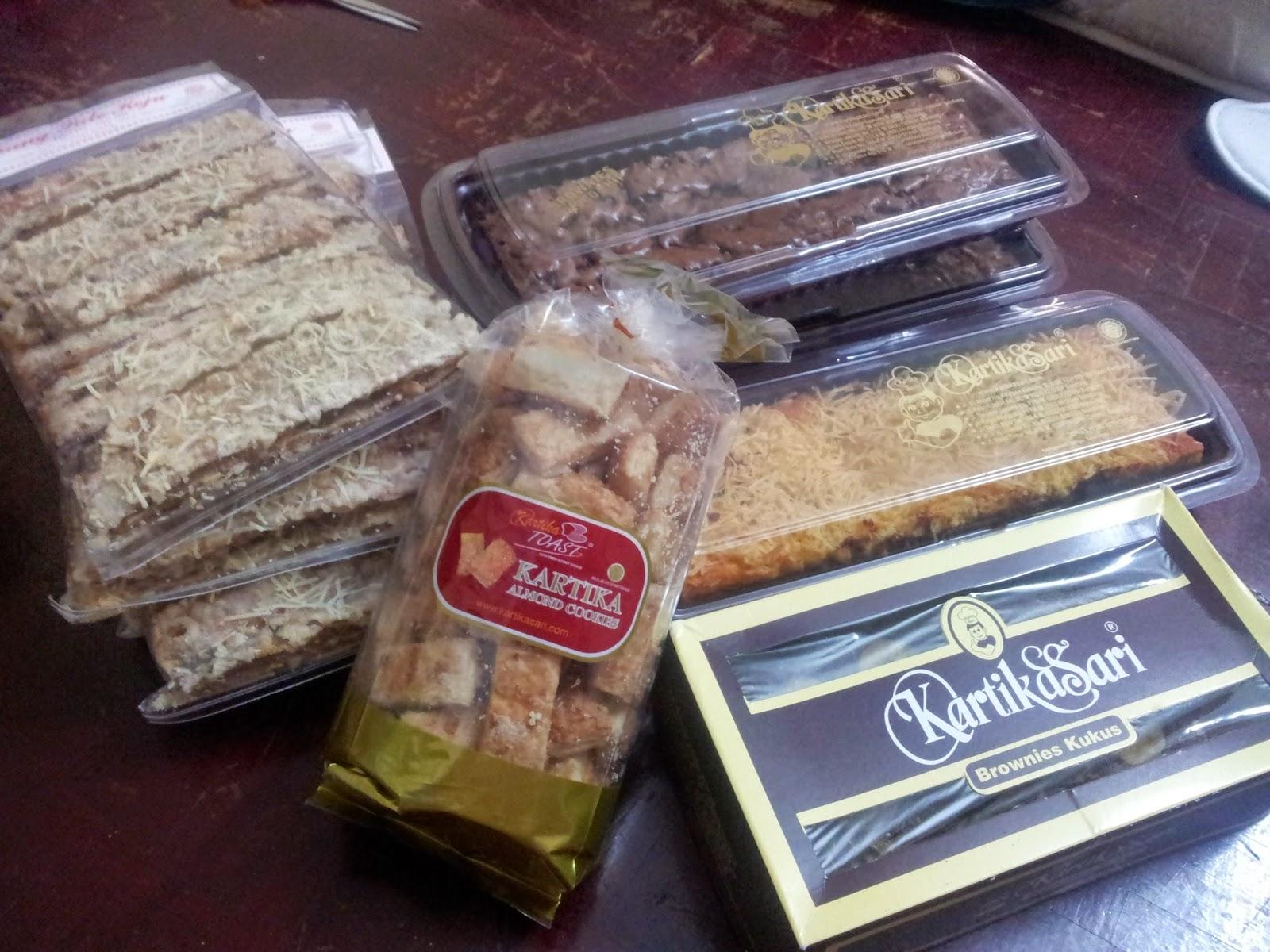 Brownies Kukus Pisang: Michelle Noms: Kartika Sari, Bandung