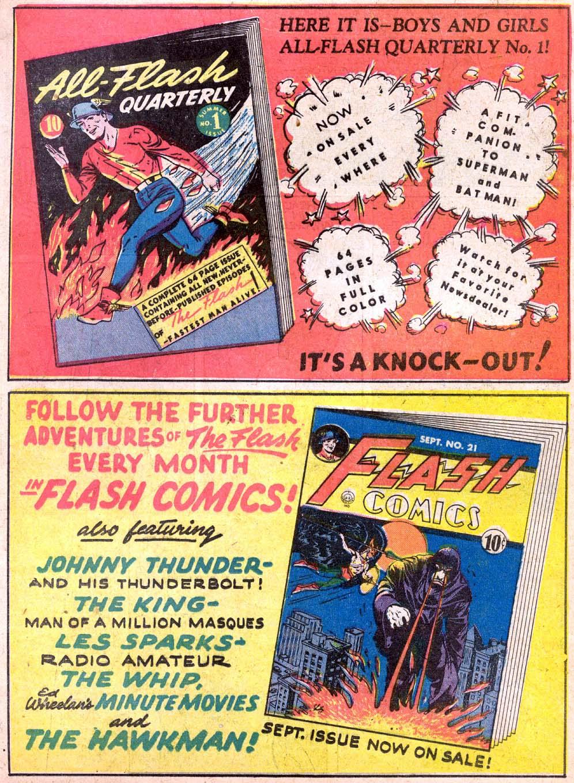 Read online All-American Comics (1939) comic -  Issue #30 - 28
