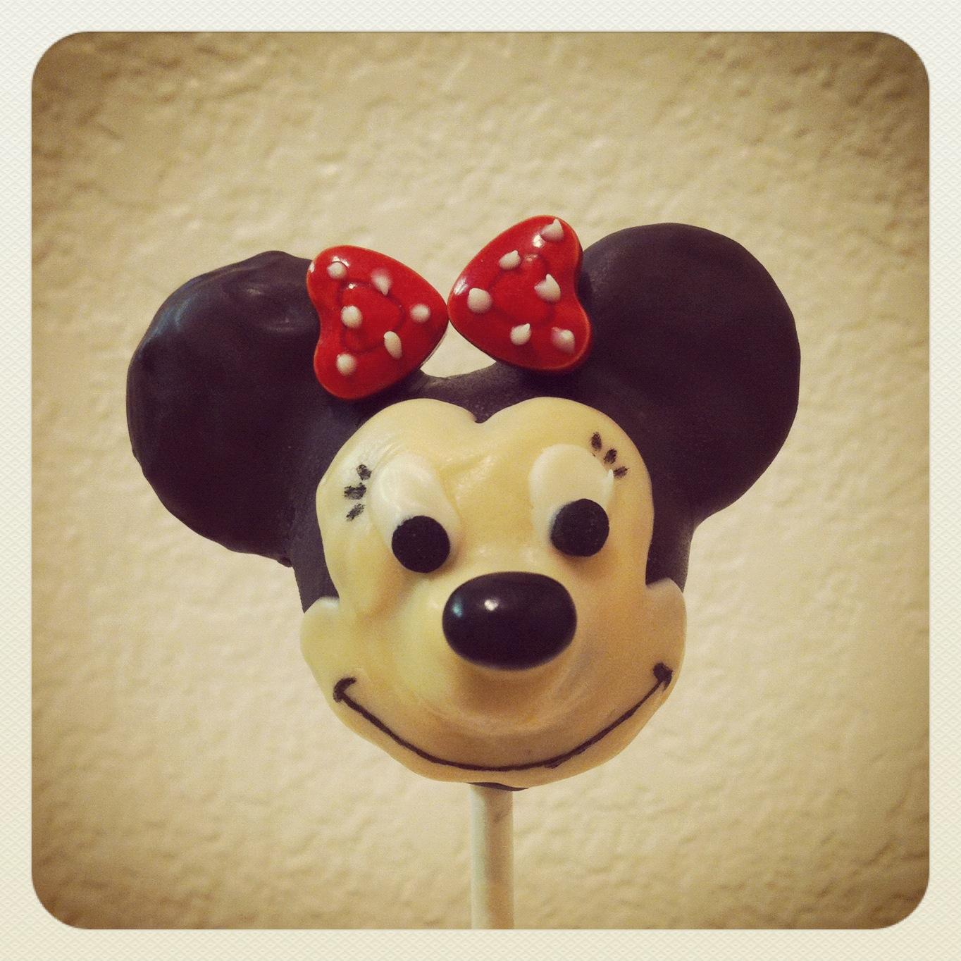 Vypassetti Cake Pops Mickey Mouse Clubhouse V2
