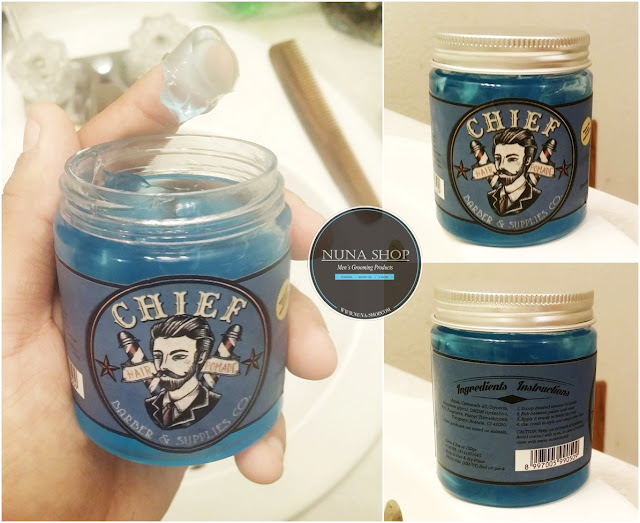 Chief Barber Supplies Waterbased Pomade