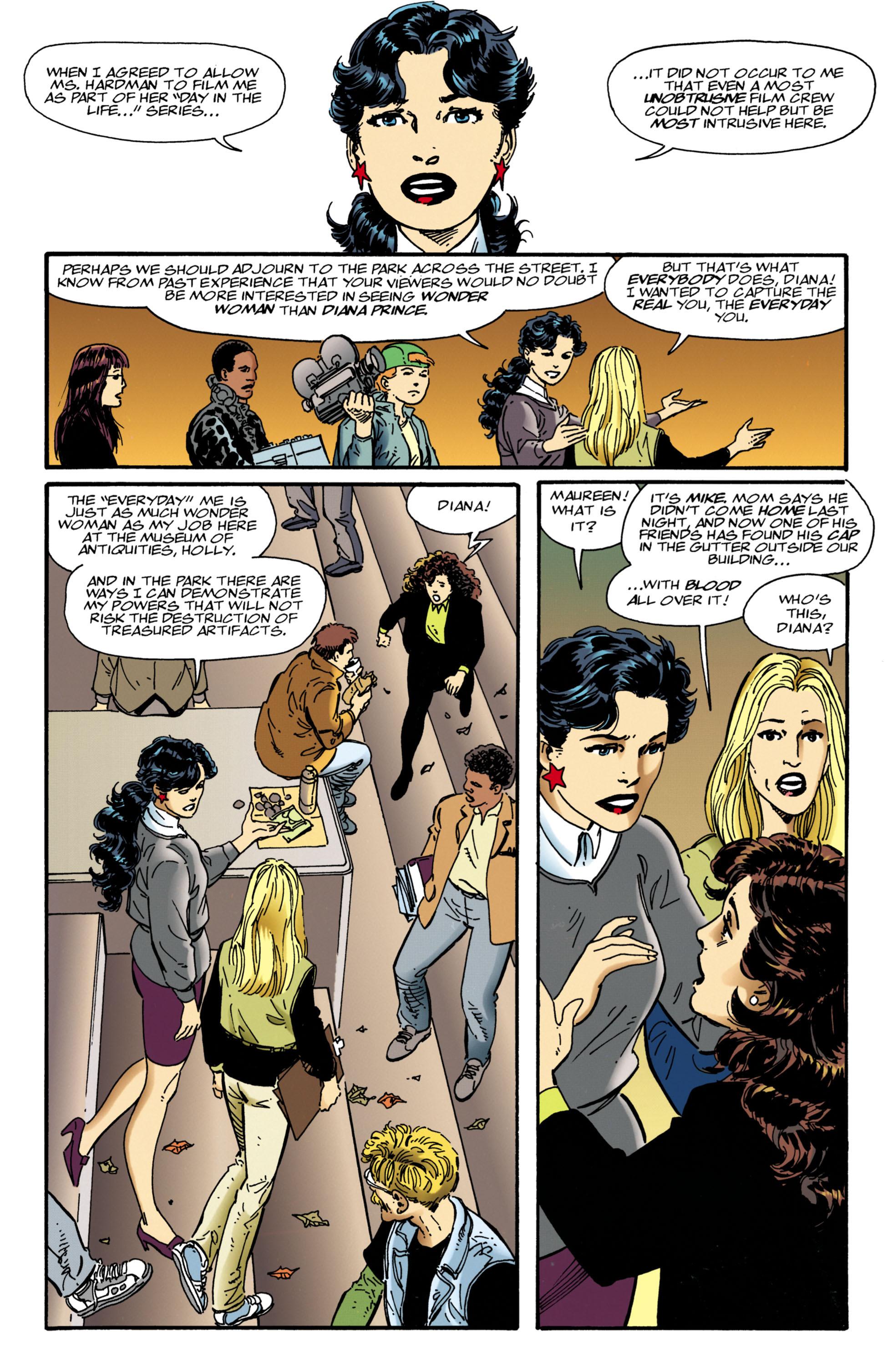 Read online Wonder Woman (1987) comic -  Issue #118 - 5