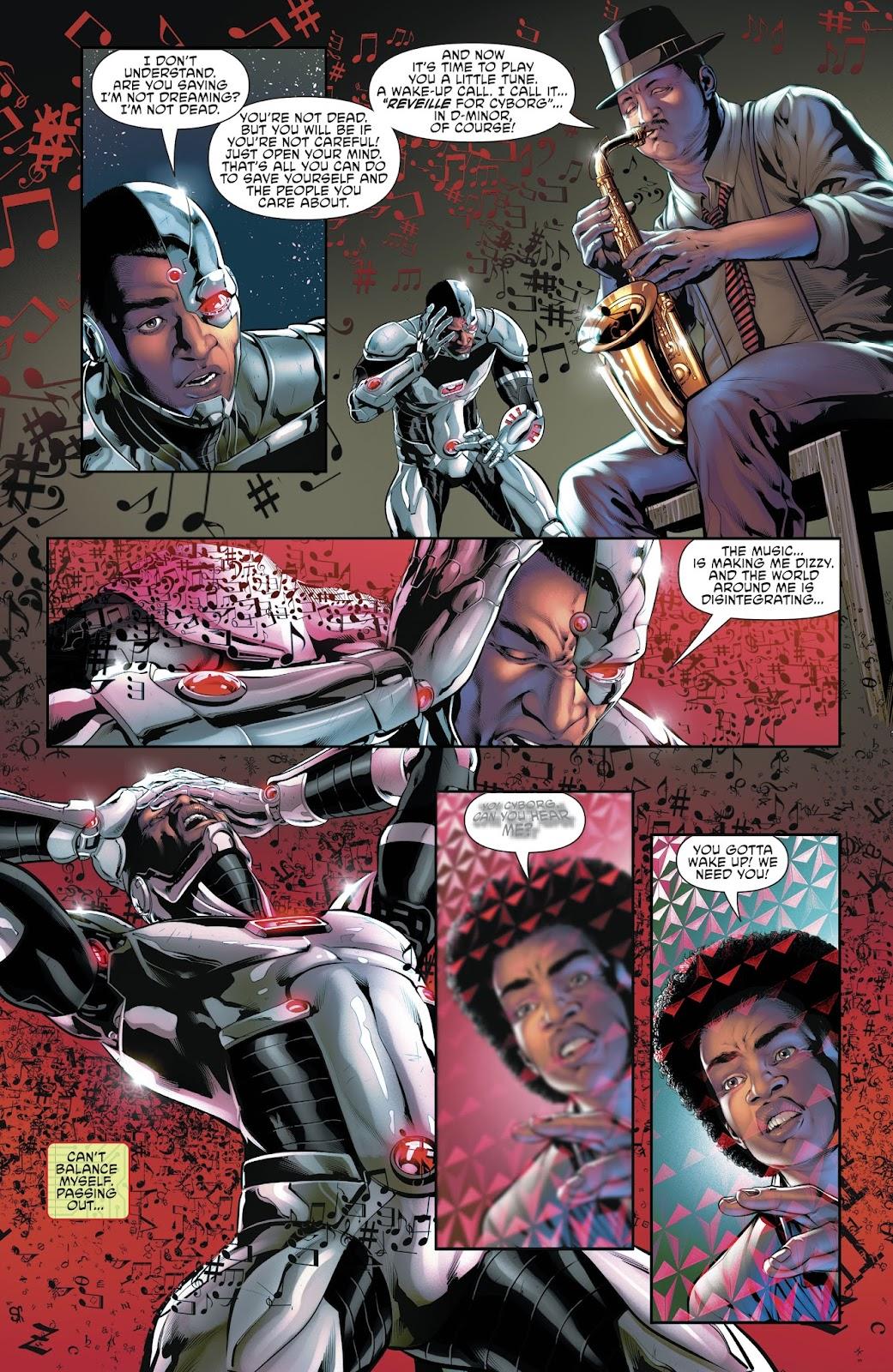 Read online Cyborg (2016) comic -  Issue #14 - 9