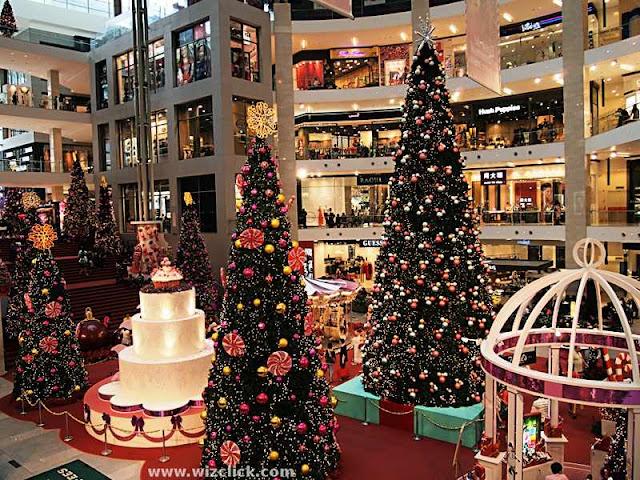 Christmas Wonderland Pavilion Kuala Lumpur