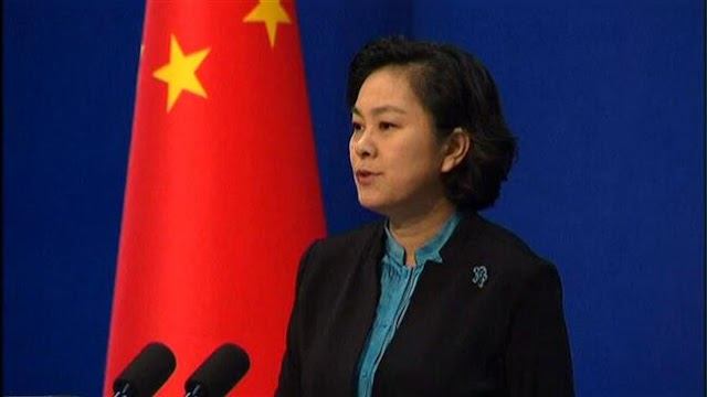 China calls on US to cease arms sales to Taiwan
