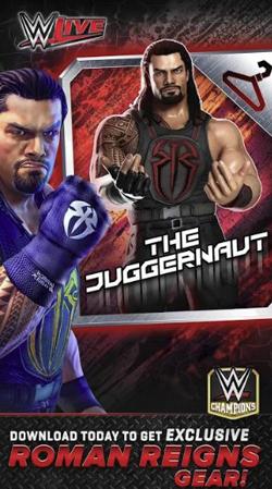 WWE Champions Mod Apk v0.260 God Mode Terbaru