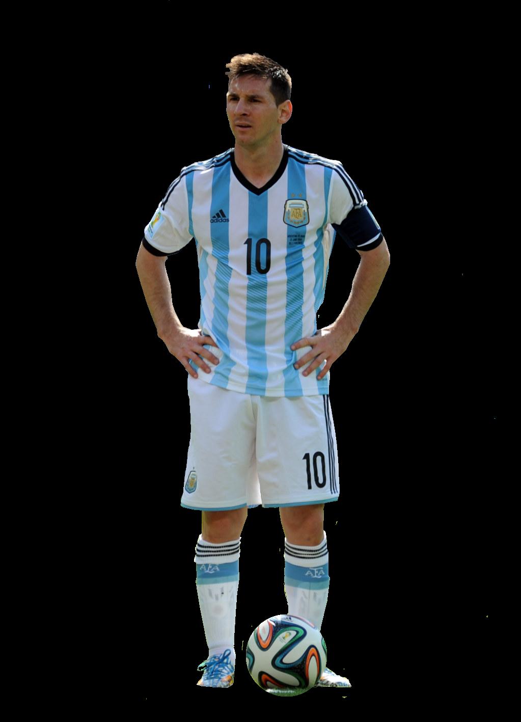 Renders Worldwide: Lionel Messi