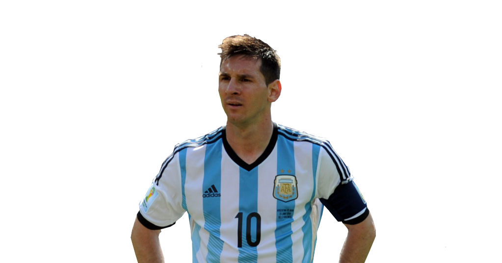 Renders Worldwide: Lionel Messi