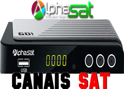 Alphasat GO! Nova Atualização V1.3.1 - 01/03/2019