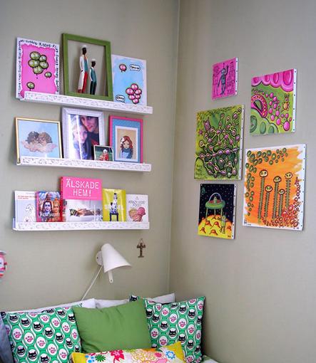 6 Ide Kreatif Hiasan Dinding Di Rumah Minimalis
