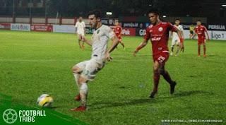 Mario Gomez Intip Kekuatan Persija dan Kualitas Rumput Stadion PTIK
