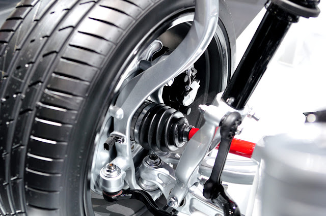 Comment fonctionnent les systèmes de suspension de voiture