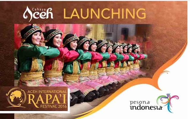 Event : Aceh International Rapa'i Festival 2016