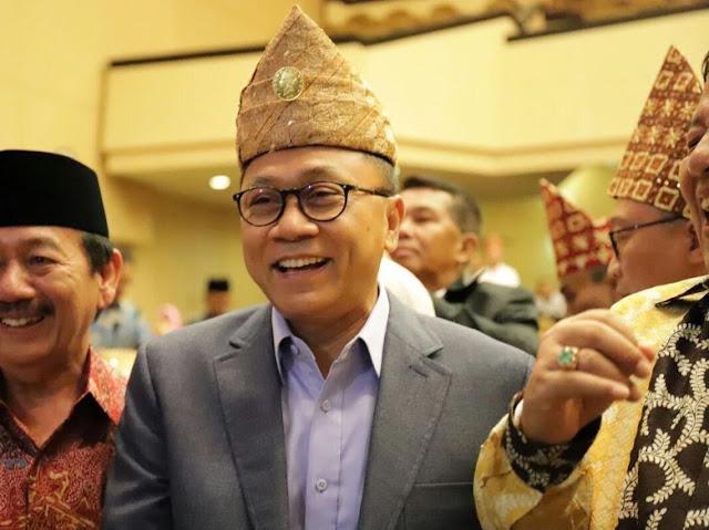 Lewat Koalisi Nasional, Ketum PAN nilai Jokowi Layak jadi Calon Tunggal Presiden