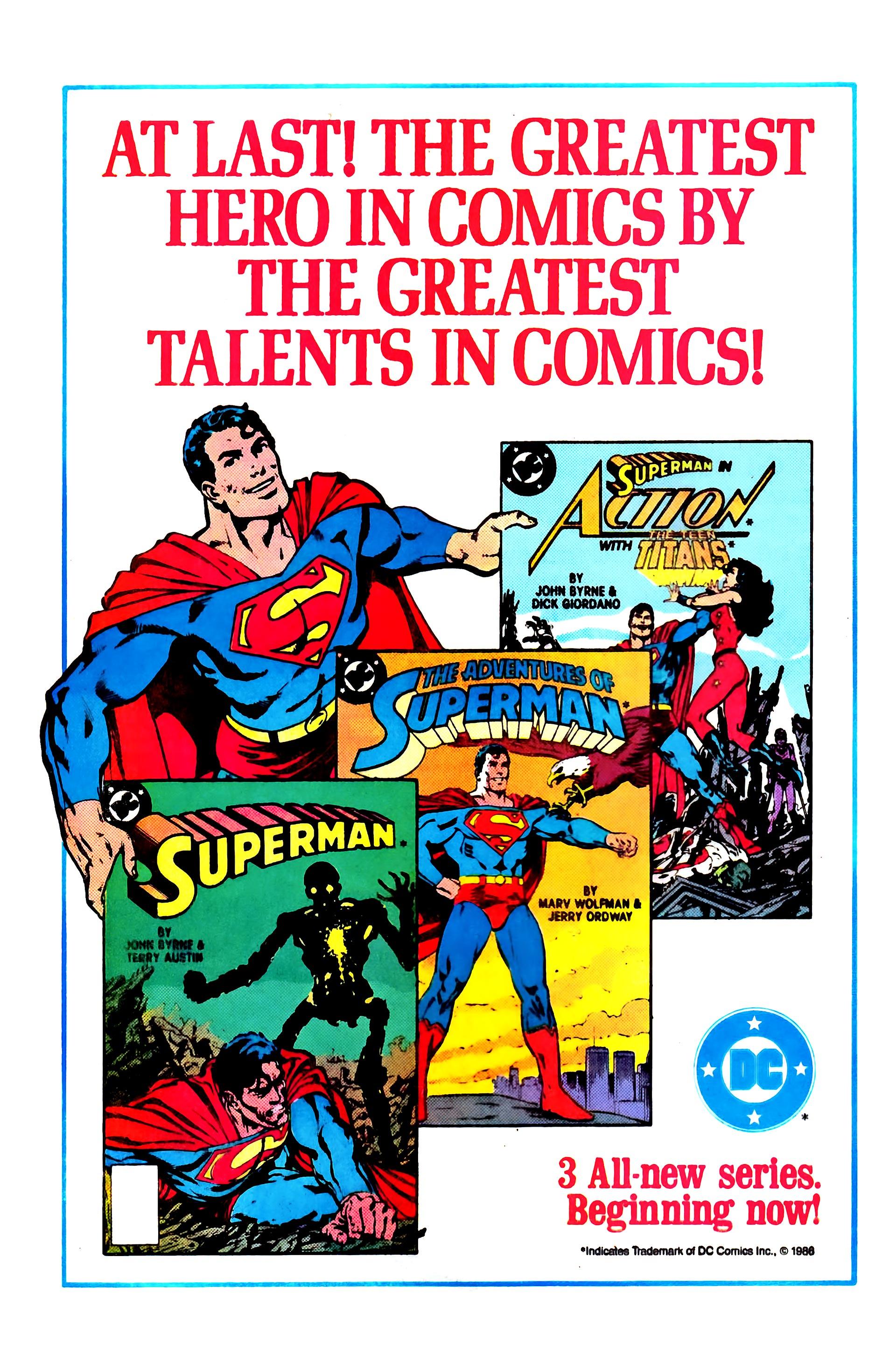 Read online Secret Origins (1986) comic -  Issue #10 - 8