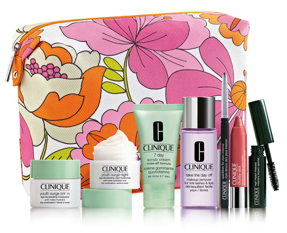 Product News: Clinique Gift Time at Myer