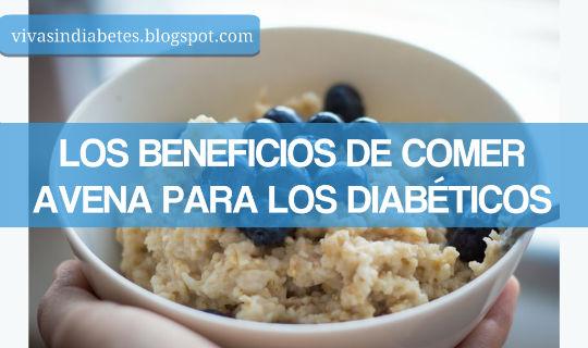Alimentos para Diabeticos: la Avena