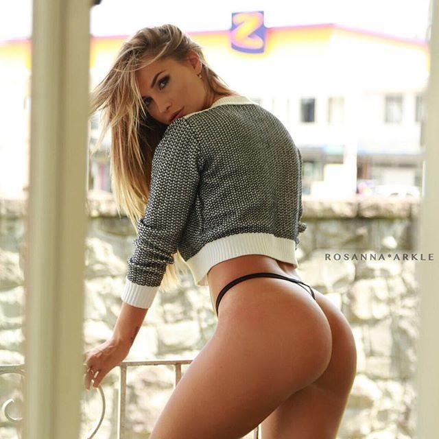 Fitness Rosanna Arkle