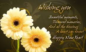 Happy New Year Greetings Cards