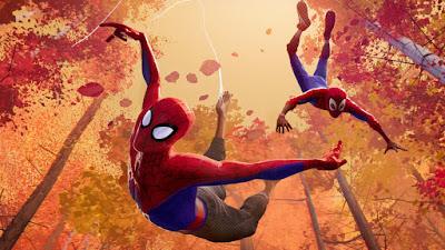 Spider-Man - Un nuovo universo - Protagonisti