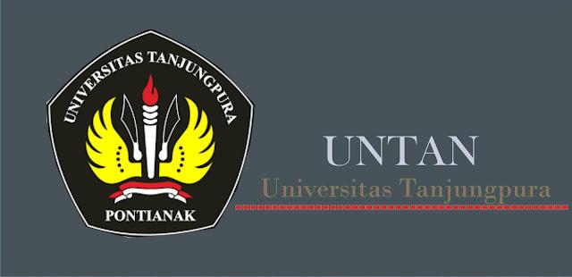Bersama UNTAN Membangun Negeri - Pendaftaran dan Biaya Kuliah Mahasiswa Baru Universitas Tanjungpura (UNTAN) TA 2018/2019