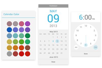Calendario Android.Novo Calendario Do Google Para Android Aberto Ate De Madrugada