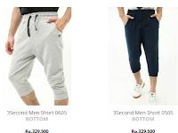 Berbelanja Kebutuhan Celana Pria di 3Second