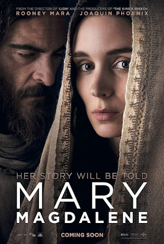 Mary Magdalene (BRRip 1080p Dual Latino / Ingles) (2018)